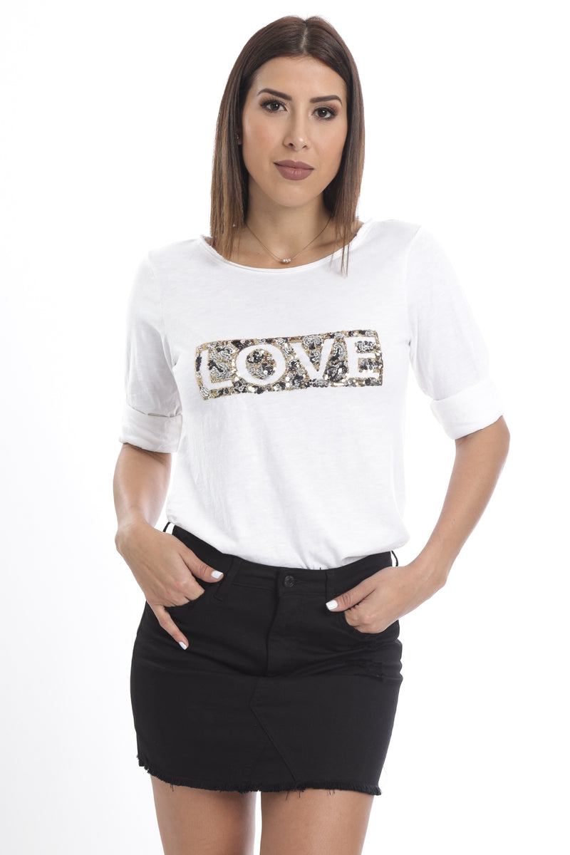 Long Sleeve Love T-shirt
