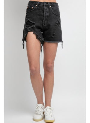 Deborah High Rise Short
