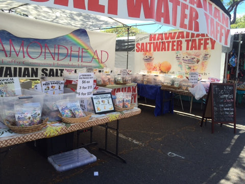 Aloha Stadium Swapmeet – Diamond Head Taffy Co