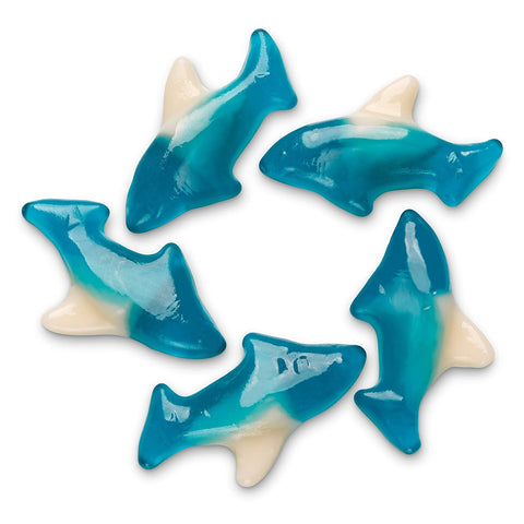 Blue Gummy Sharks