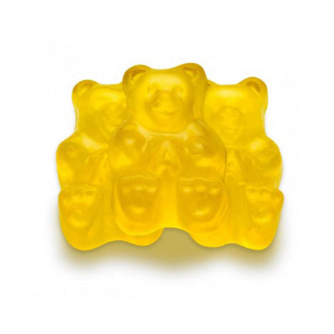 Mango Gummy Bears 8 oz