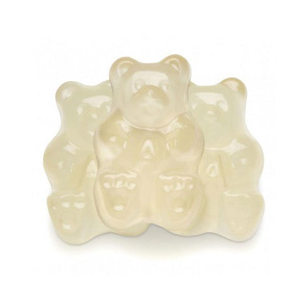Pineapple Gummy Bears 8 oz