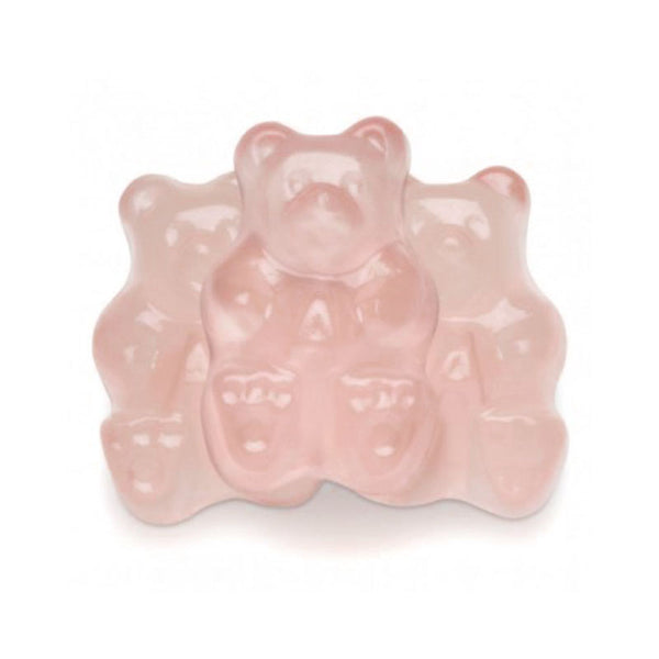 Pink Grapefruit Gummy Bear