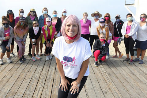 50 Miles in 50 Days: Thriving after Surviving Breast Cancer