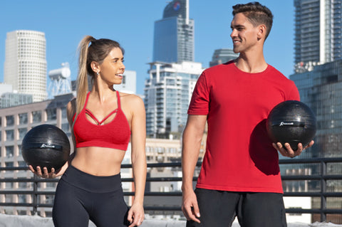 15 Couple Exercises for a Fit Valentine's Day Date!