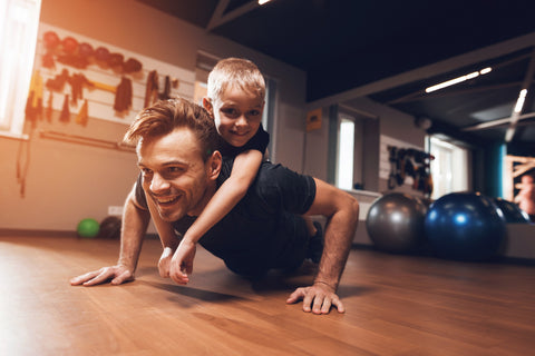 Father's Day Gift Guide: 12 Fabulous Finds for Fitness-Loving Fathers & Husbands