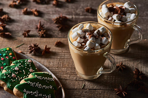 Have a Holiday Drink Without the Weight Gain