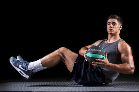 8 Medicine Ball Exercises for Core Strength