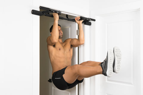 8 Pull-Up Bar Exercises To Work Your Entire Body