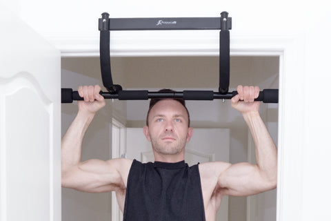 5 Exercises for To Spice Up Your Pull Up Bar Routine