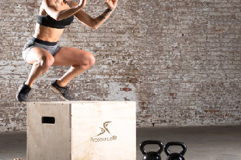 Plyometric Jump Box Exercises That Tone Butts & Thighs