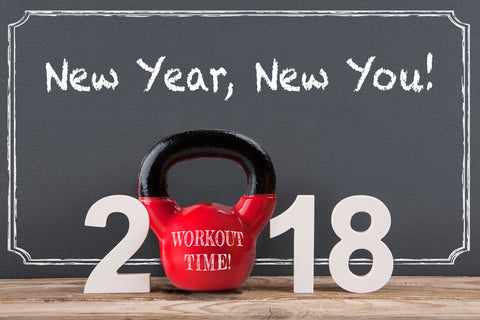 5 Simple New Year's Resolutions for Better Health