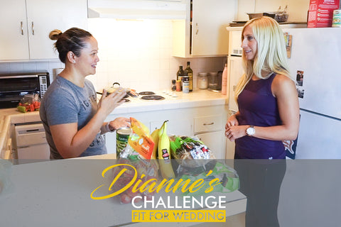 Learning How to Meal Prep to Lose Weight - Dianne's Challenge Week 7