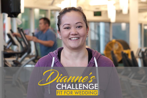 Dianne's Journey to Lose Weight for Her Wedding  - Dianne's Challenge Intro