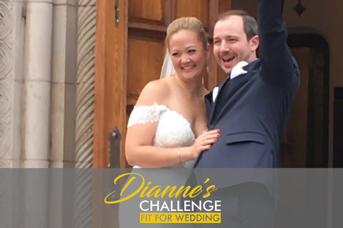 Before & After: My Fit-for-Wedding Weight Loss Journey - Dianne's Challenge Conclusion