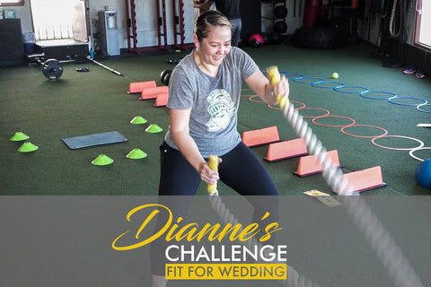 Facing Reality: What it Takes to Lose Weight - Dianne's Challenge Week 4 & 5