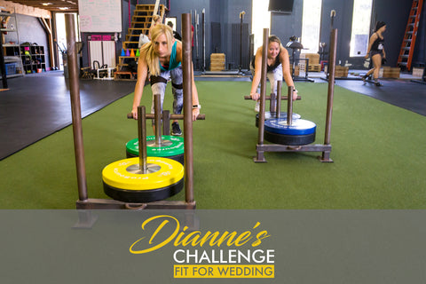 First Time CrossFit Workout & Healthy Travel Tips - Dianne's Challenge Week 13
