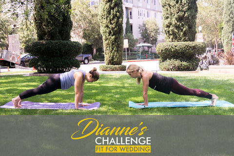 Stress & Weight Management: Yoga, Healthy Dining Tips, and Meal Prep Services - Dianne's Challenge Week 11