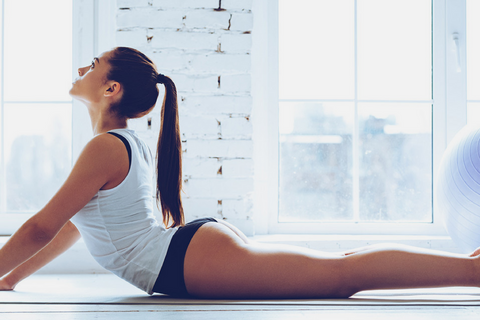3 Pilates Exercises for a Better Butt