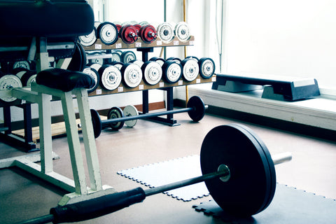 10 Things You Need for the Perfect Home Gym