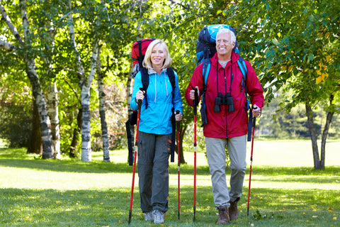 5 Reasons You Should Walk with Trekking Poles