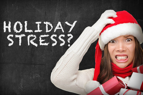 3 Surprising Techniques to De-Stress Your Body & Mind During the Holidays