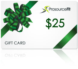 ProsourceFit - Gift Card 25USD