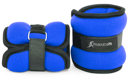 ProsourceFit - Weighted Ankle Weights