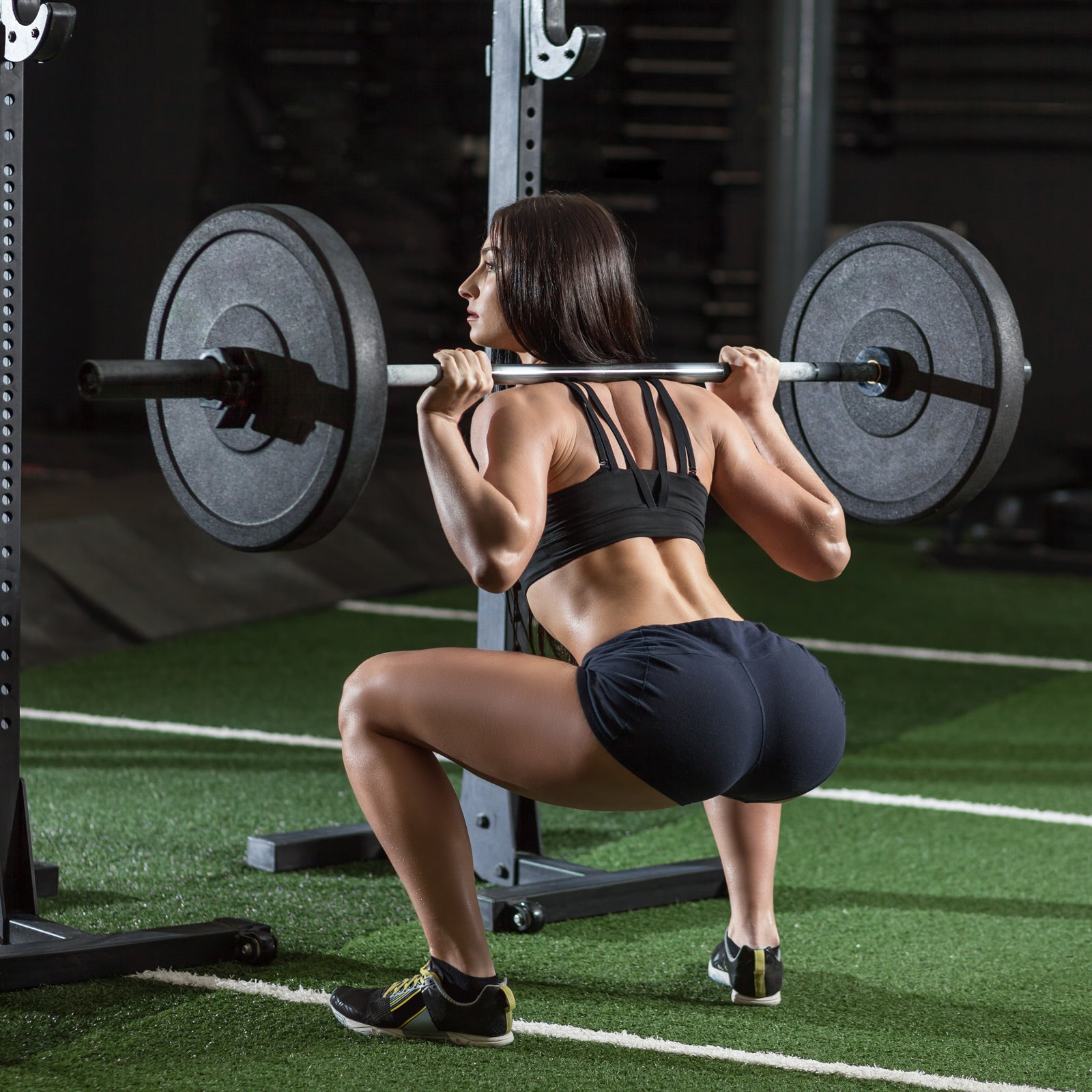 Back Squats Exercise - ProSource Blog