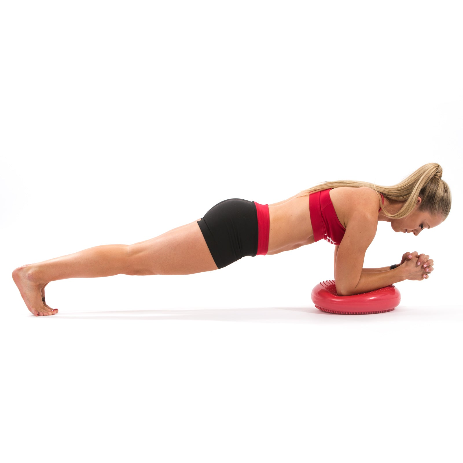 Core Balance Disc Plank Exercise - Prosource