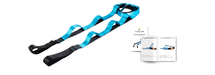 ProsourceFit Multi-Loop Stretch Strap