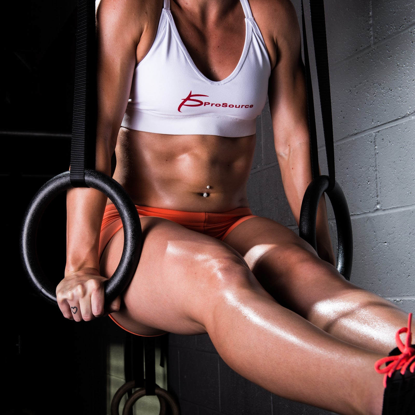 Fitness Gymnastic Rings - ProSource