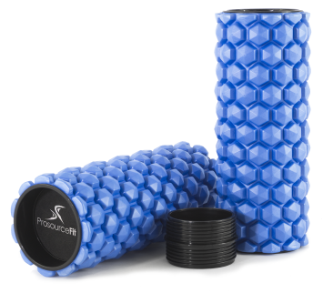 ProsourceFit - Hexa 2in1 Muscle Recovery Foam Roller