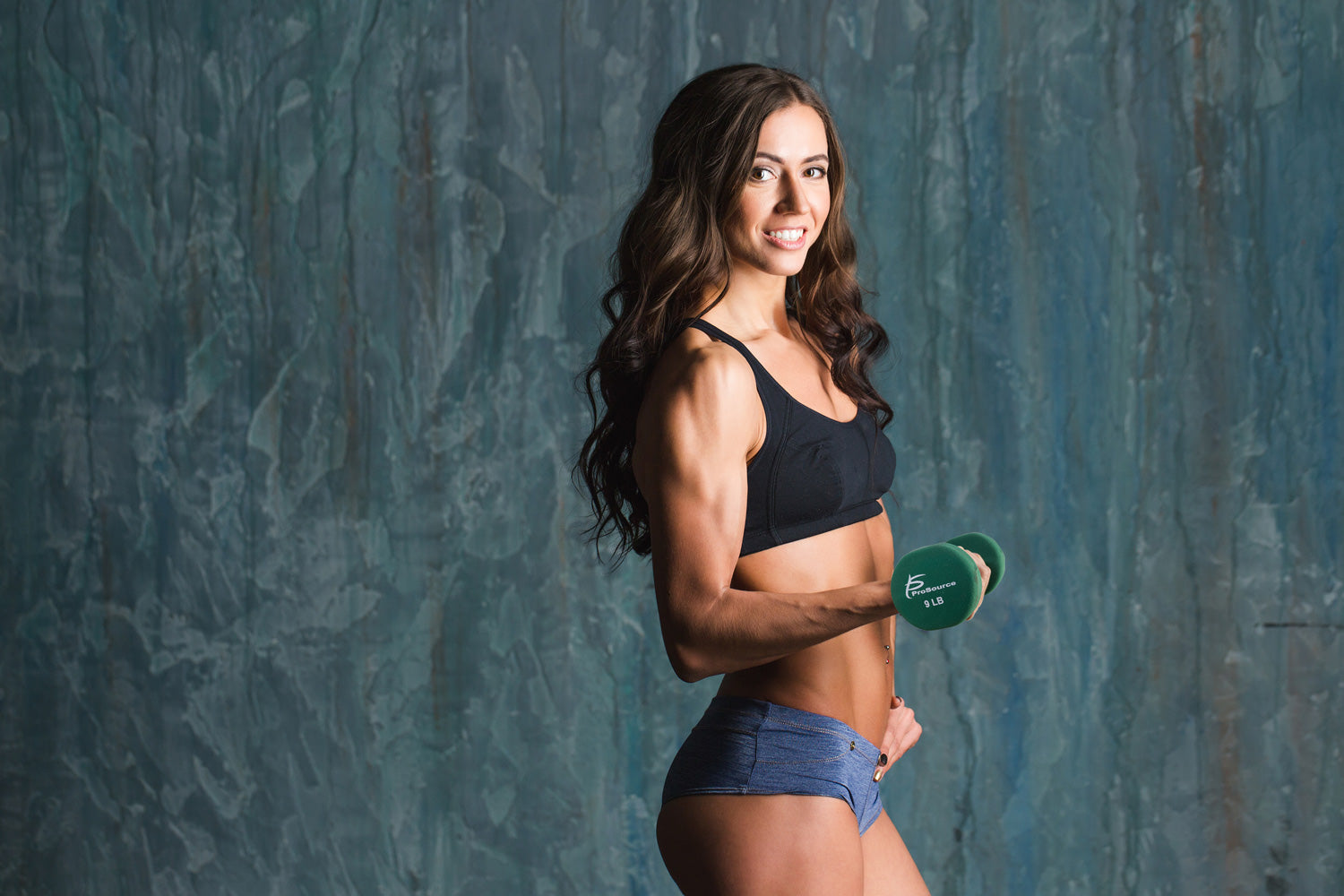 How to Actually Keep Your New Year's Resolution to Get in Shape - Buy Neoprene Dumbbells