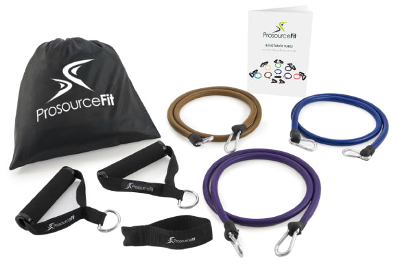 prosourcefit power resistance bands set