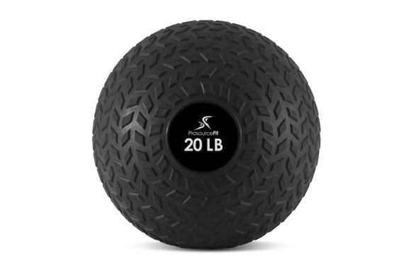 prosourcefit tread slam ball 20lb
