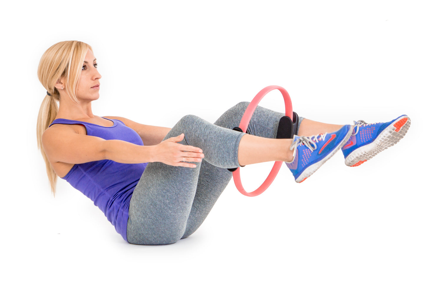 ProsourceFit Pilates Ring Exercise