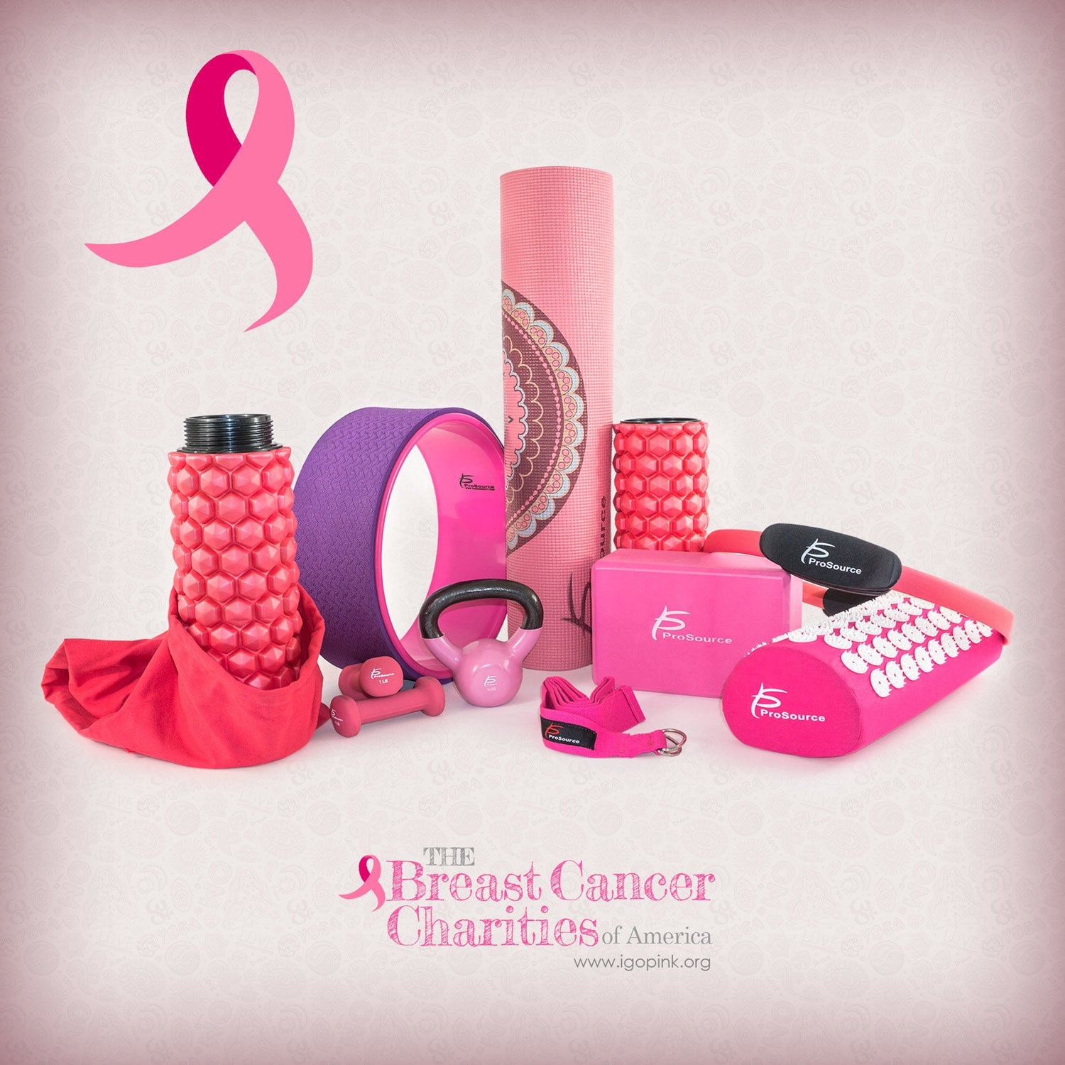 ProSource - Breast Cancer Charity