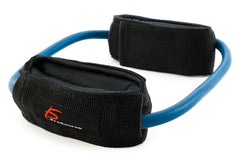 ProSource -  heavy duty leg resistance band with ankle cuffs
