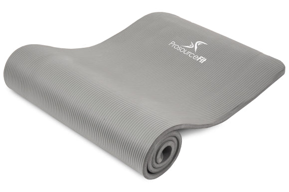 ProsourceFit extra thick yoga and pilates mat 1/2 inch