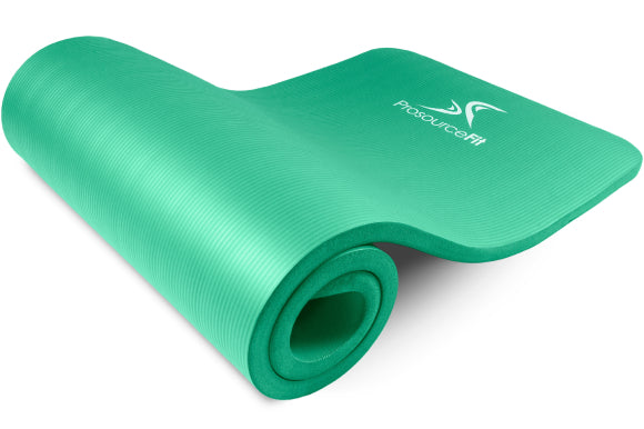 ProsourceFit extra thick 1 inch yoga and pilates mat