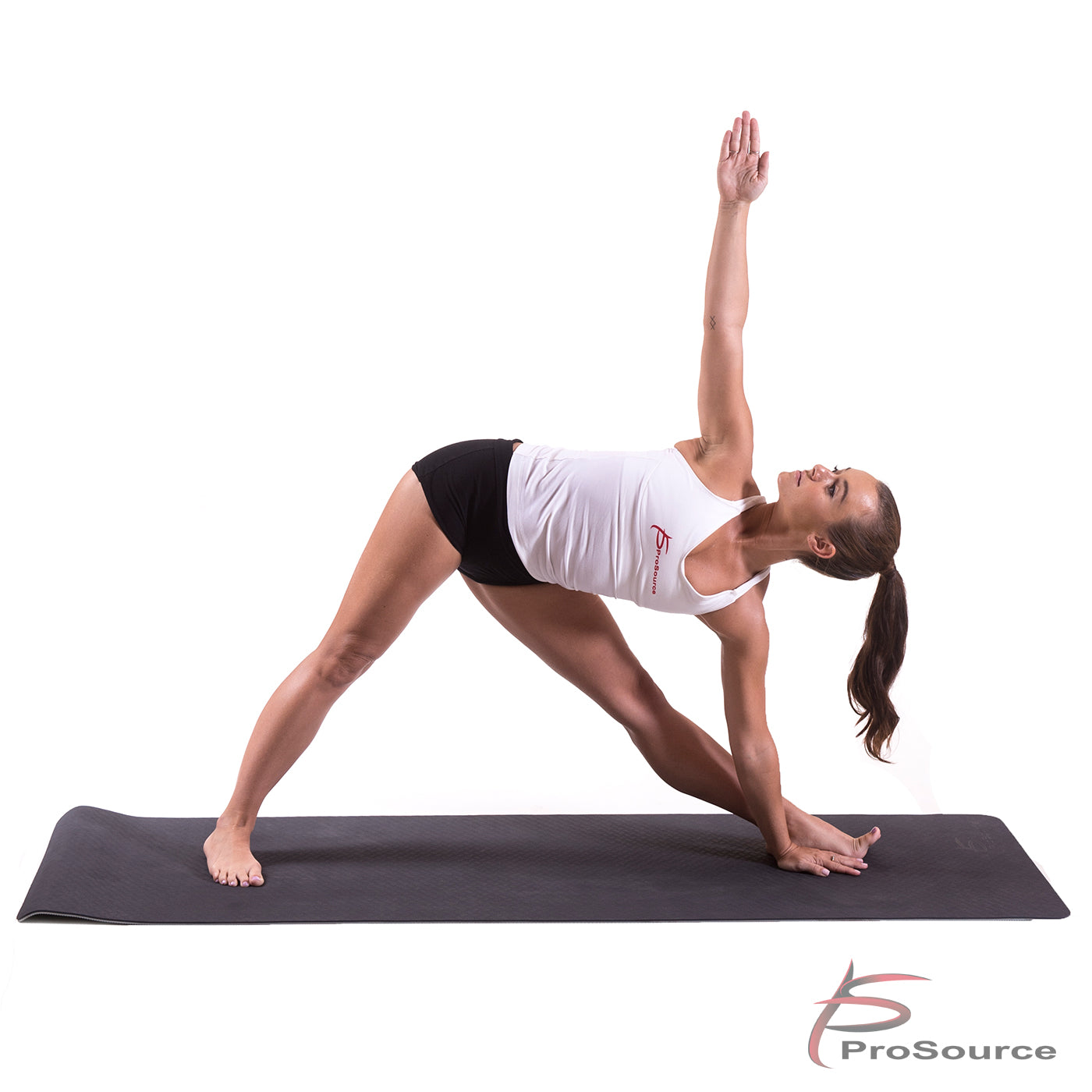 Triangle Yoga Pose - ProSourceFit Blog