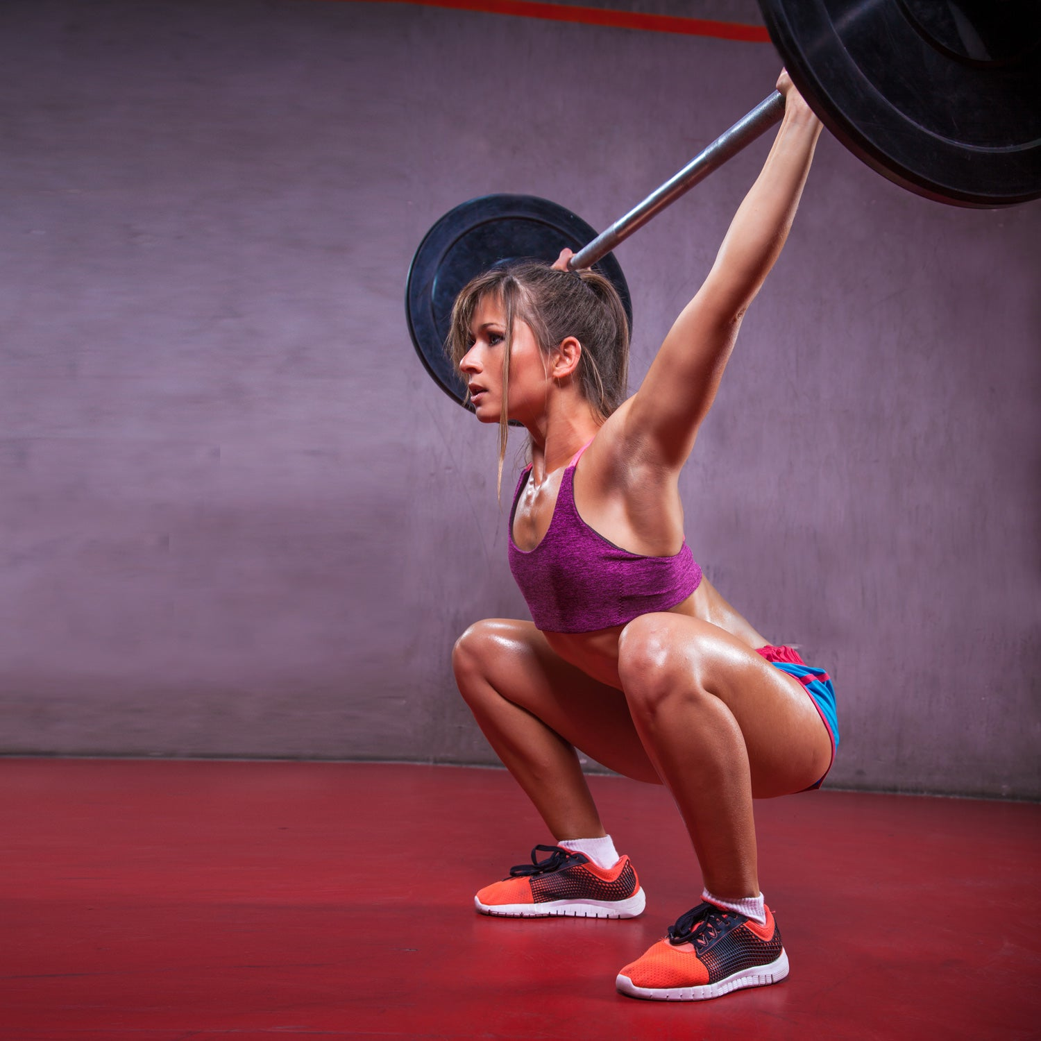 Crossfit Weightlifting - Prosource