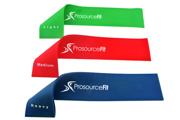 prosourcefit loop resistance band set