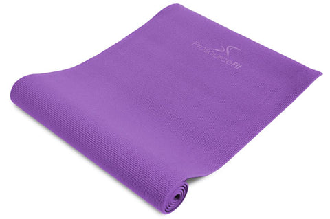 ProsourceFit Original Yoga Mat Purple