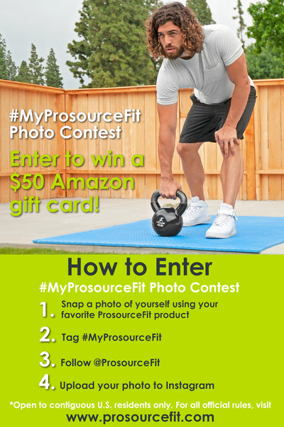 #MyProsourceFit Photo Contest Rules