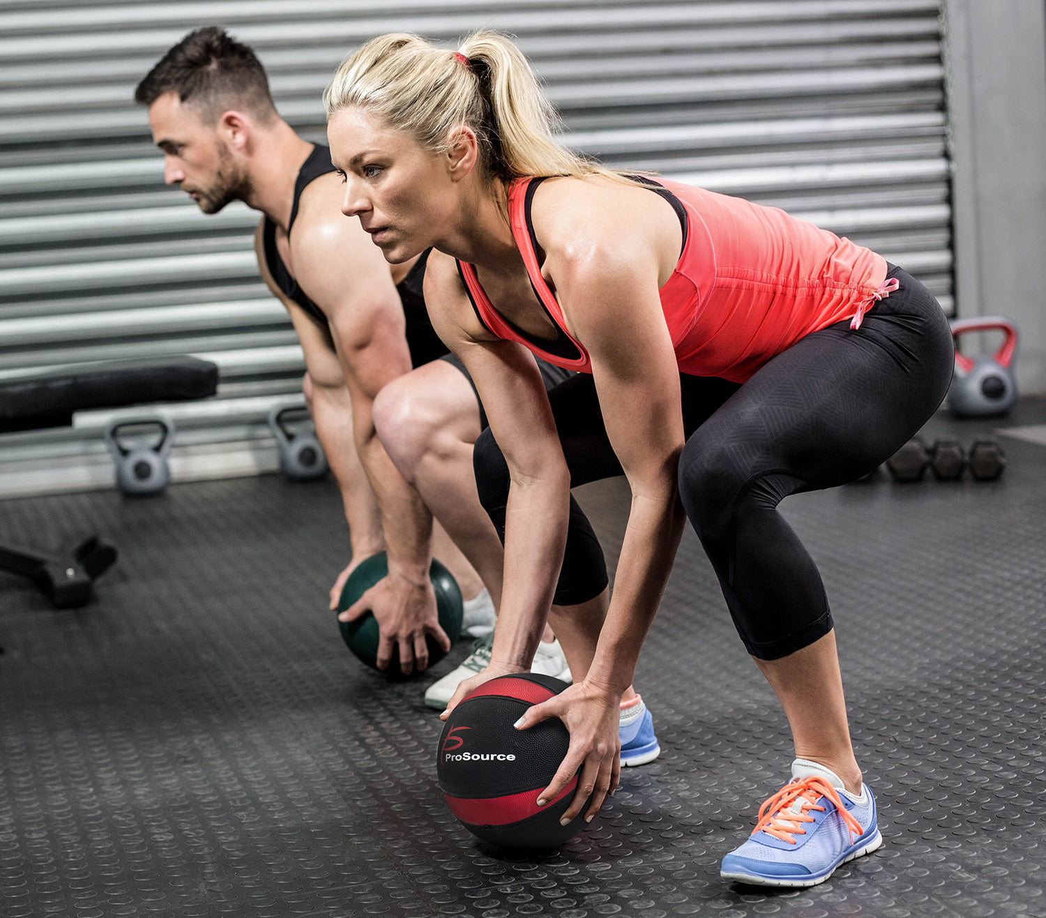 ProSource How to Actually Keep Your New Year's Resolution to Get in Shape - Weighted Medicine Ball | Buy Weighted Ball