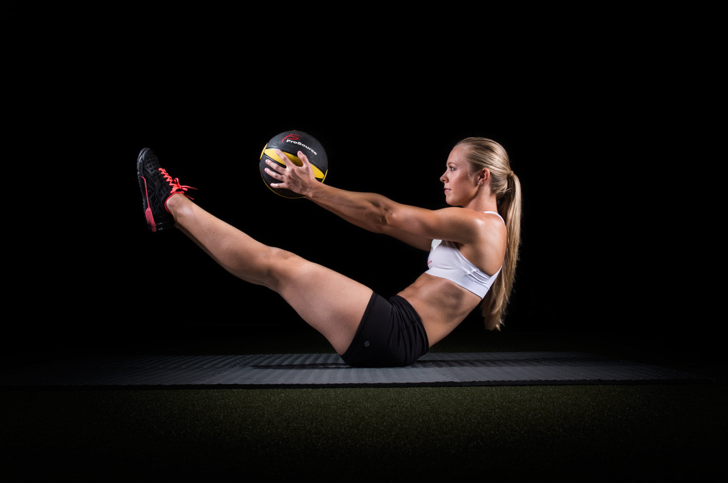 ProSource Blog - 10 Things You Need for the Perfect Home Gym | Weighted Ball | Crossfit Ball
