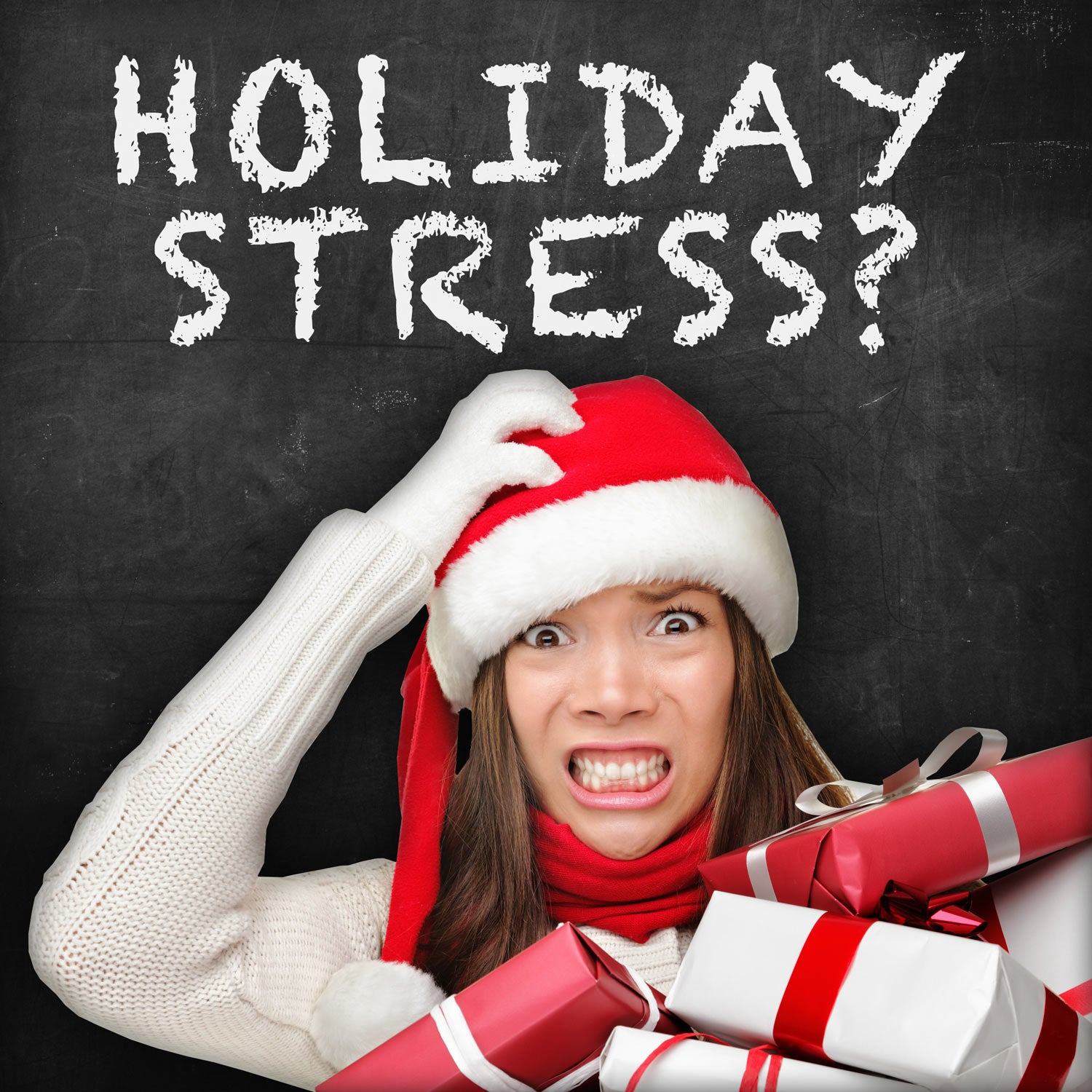 Prosourcefit Blog - Surprising Techniques to De-Stress Your Body & Mind During the Holidays