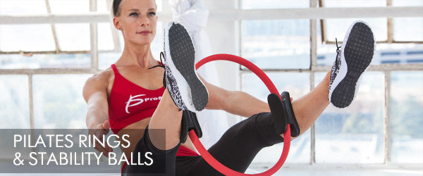 ProSourceFit - Yoga and Pilates Rings and Stability Balls